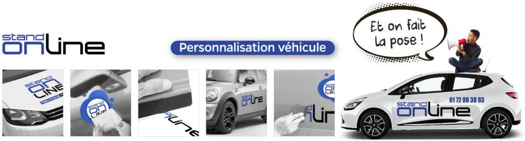 Marquage véhicule, Décoration véhicule, Déco véhicule, Stickers, Covering