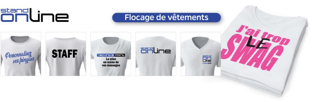 Tee shirt personnalisés Flocage Flex Personnalisation Cadeau Anniversaire Fête des mères Association Logo société